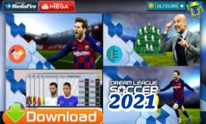 Download Dream League Soccer 2021 Mod APK – DLS 21 Unlimited Coins ( For Andriod & PC )
